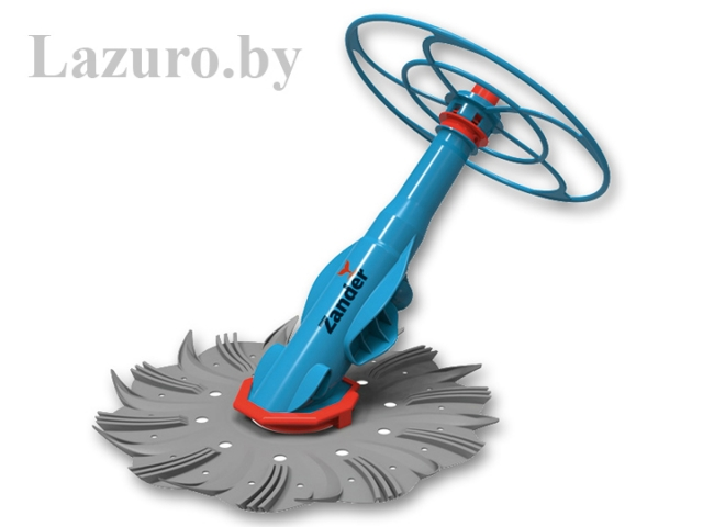 Вакуумный полуавтоматический пылесос для бассейна Zander (3BVZ0251)