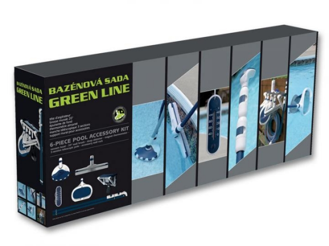 Набор аксессуаров Green-Line AZURO