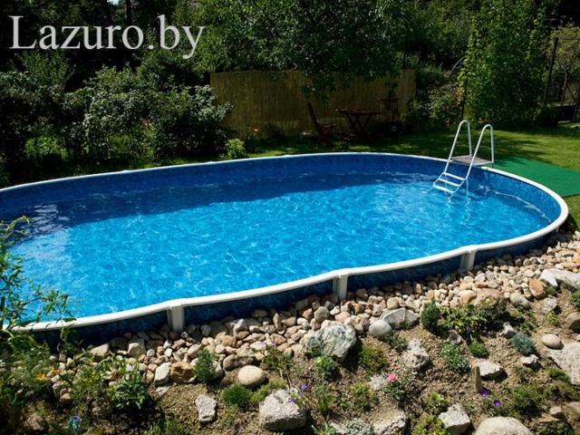 Каркасный бассейн Azuro 407 DL Mountfield