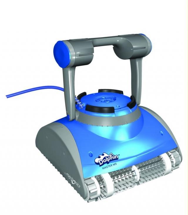 Робот-очиститель Dolphin Master M5 CB