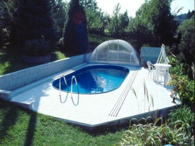 Каркасный Бассейн Ibiza Mountfield овальный (3,2мх6,0мх1,5м) без чашкового пакета