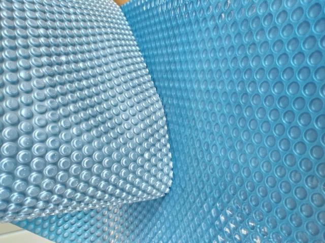 Покрывало плавающее 500мк серебристо-голубое