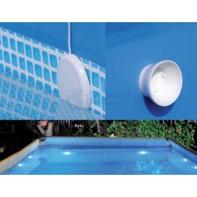Подсветка для Бассейн а Прожектор Kokido 70 светодиодов на магнитах (12V, 70W). 1 лампа+ транформатор
