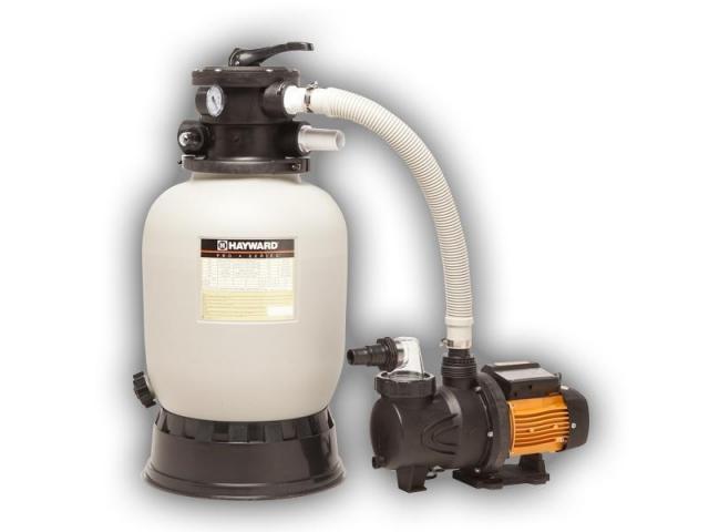 Фильтровальная установка  для бассейна G S166T