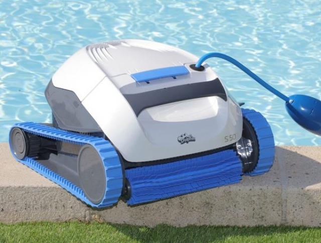 Робот-очиститель Dolphin S 50