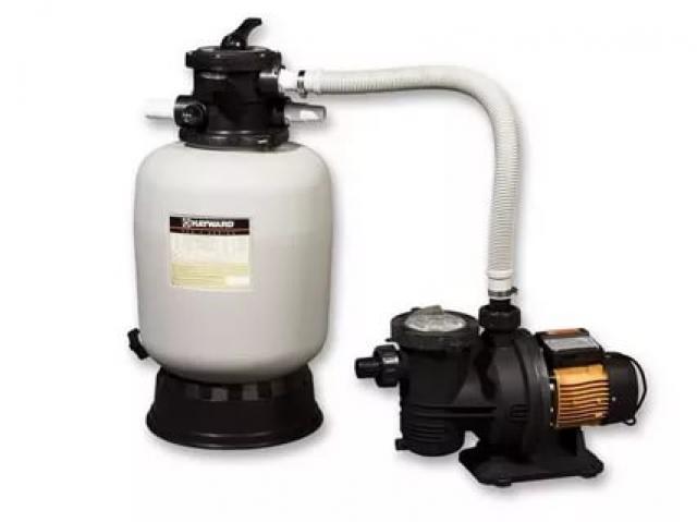 Фильтровальная установка для бассейна GS144T