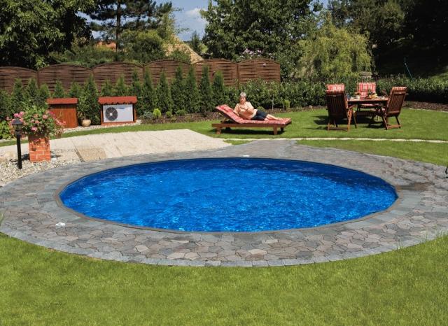 Каркасный Бассейн Ibiza Mountfield круглый (6,0мх1,5м)