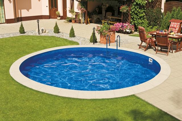Каркасный Бассейн Ibiza Mountfield круглый (4,0мх1,5м)
