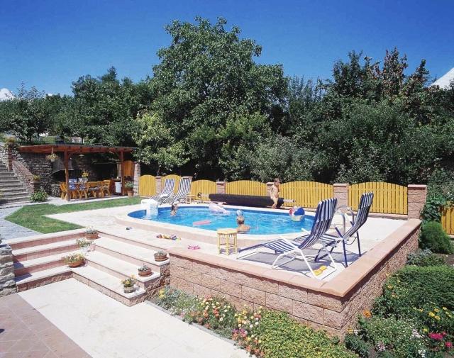 Каркасный Бассейн Ibiza DL 7-150 Mountfield