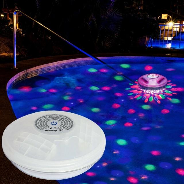 Светодиодная лампа для бассейна
