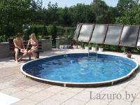Каркасный бассейн Azuro 404 DL Mountfield