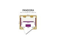 Инфракрасная сауна Pandora Mountfield