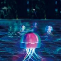 Плавающие светодиодные медузы AZURO