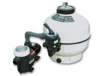 Фильтровальная установка для бассейна AZURO-21 PROFI