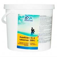 Аквабланк O2  в таблетках по 200г,  1кг, 5 кг (Германия)