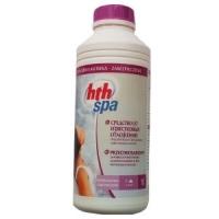 Жидкое средство от известковых отложений, 1 л HTH (Франция)